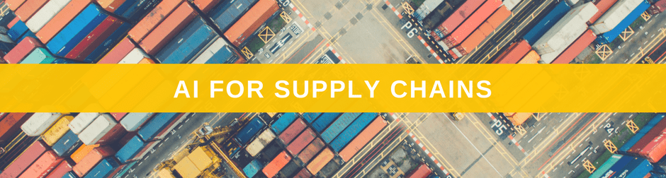 AI for Supply Chains