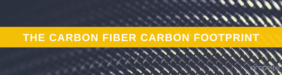 The Carbon Fiber Carbon Footprint